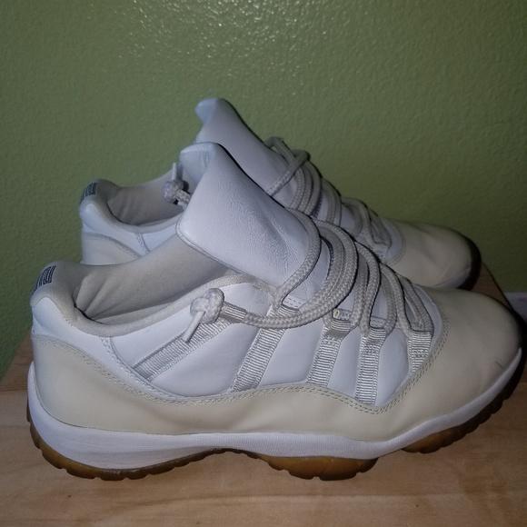 huge discount 1c669 cc4a7 Jordan Retro 11 Low Zen Grey